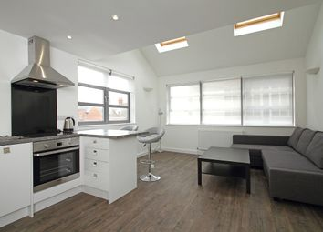 Thumbnail 1 bed flat to rent in 1A Glanville Road, Oxford
