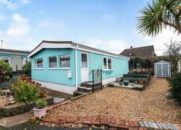 Thumbnail 2 bedroom mobile/park home for sale in Marlborough Drive, Ringswell Park, Exeter