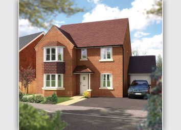"Thumbnail 5 bedroom detached house for sale in ""The Wallace"" at Station Road, Long Buckby, Northampton"