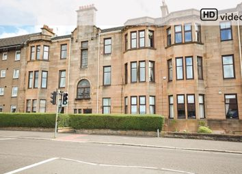 Thumbnail 2 bed flat for sale in Fenwick Road, Giffnock, Glasgow