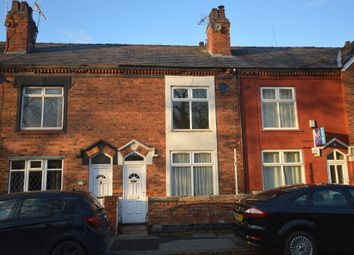 Thumbnail 2 bed terraced house for sale in West Street, Crewe