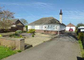 Thumbnail 3 bed detached bungalow for sale in Main Road, Parson Drove, Wisbech