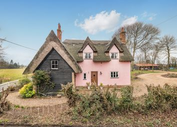 Thumbnail 4 bed cottage for sale in Colne Road, Great Tey, Colchester