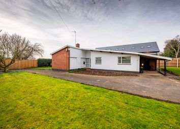 Thumbnail 3 bedroom bungalow for sale in Main Street, Fiskerton, Southwell, Nottingham