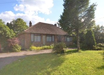 Thumbnail 3 bed detached bungalow for sale in Silchester Road, Tadley, Hampshire