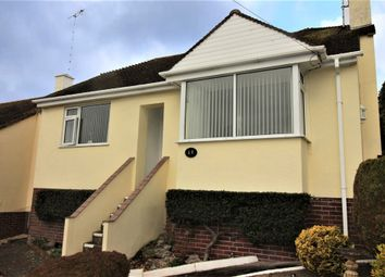 Thumbnail 2 bed detached bungalow for sale in Cecilia Road, Preston, Paignton