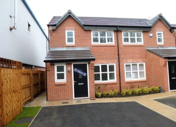 Thumbnail 3 bed semi-detached house for sale in Ashton Mews, Hyde