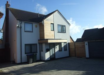 Thumbnail 4 bed semi-detached house to rent in Campion Way, Rugby