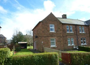 Thumbnail 1 bed flat for sale in Grierson Avenue, Dumfries