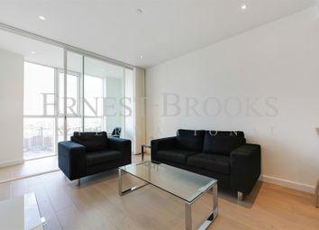 Thumbnail 1 bedroom flat for sale in Sky Gardens, Nine Elms