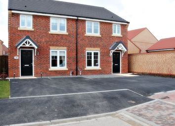 Thumbnail 3 bed semi-detached house to rent in Goosepool Drive, Eaglescliffe