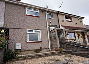 Thumbnail 3 bed terraced house to rent in Cadrawd Road, Swansea