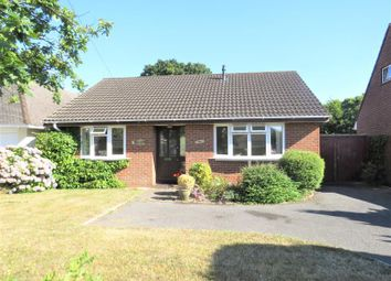 Thumbnail 2 bed detached bungalow for sale in Belmont Road, New Milton