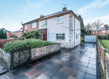 Thumbnail 3 bed semi-detached house to rent in Catterick Avenue, Didsbury, Manchester