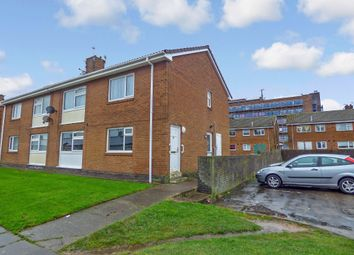 Thumbnail 1 bed flat for sale in College Place, Ashington