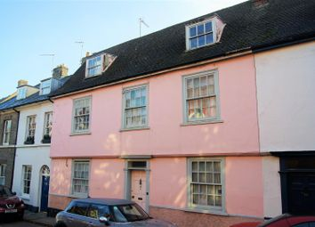 Thumbnail 4 bed terraced house for sale in Churchgate Street, Bury St. Edmunds