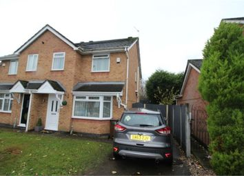 Thumbnail 3 bed semi-detached house for sale in Satinwood Crescent, Melling, Liverpool, Merseyside