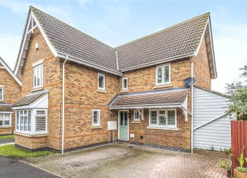 Thumbnail 4 bed detached house for sale in Hardman Road, Foxton, Cambridge