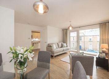 Thumbnail 2 bedroom flat to rent in Brunswick Road, Hillside