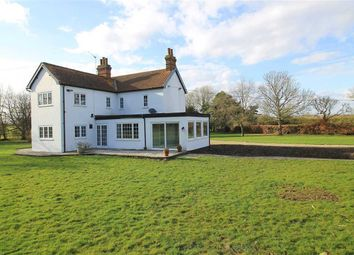 Thumbnail 3 bed farmhouse to rent in Baxters Green, Wickhambrook, Newmarket
