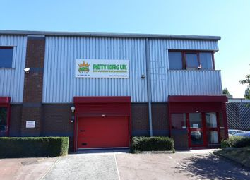 Thumbnail Light industrial to let in Metro Business Centre, Kangley Bridge Road, Sydenham, London