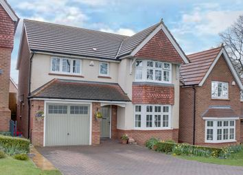 4 bed detached house for sale in Nightingale Grove, Rednal, Birmingham B45