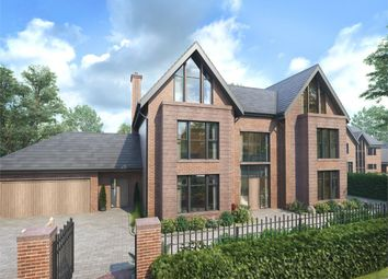 Thumbnail 5 bedroom detached house for sale in 1 Burnthwaite Hall, Old Hall Lane, Lostock, Bolton