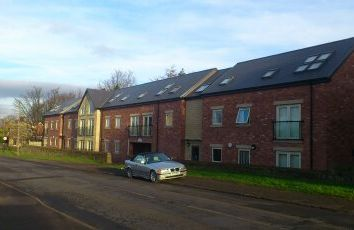 Thumbnail 2 bed flat to rent in Eckington Road, Sheffield