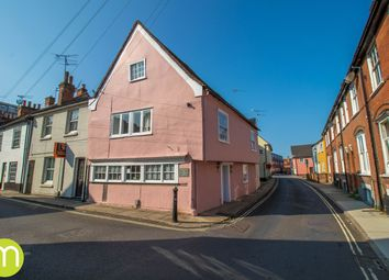 West Stockwell Street, Colchester CO1. 4 bed end terrace house