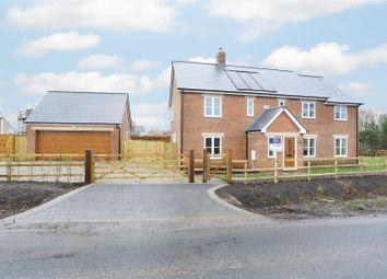 Thumbnail 4 bed detached house for sale in Common Platt, Purton, Swindon