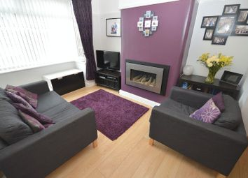 Thumbnail 3 bed semi-detached house for sale in Hale Road, Widnes
