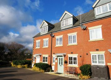 Thumbnail 3 bed town house for sale in Bayfield Wood Close, Chepstow