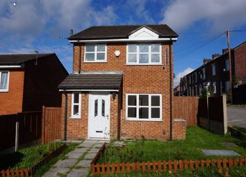 Thumbnail 3 bed detached house for sale in Crompton Street, Royton, Oldham