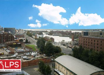 Thumbnail 2 bed flat to rent in Kings Dock Mill 32 Tabley Street, Liverpool