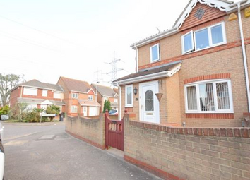 3 bed semi-detached house to rent in Wanderer Drive, Barking, Essex IG11
