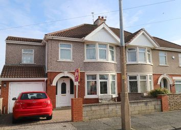 Thumbnail 4 bed semi-detached house for sale in Windsor Grove, Morecambe