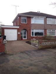 Thumbnail 3 bed semi-detached house to rent in Summertrees Road, Great Sutton, Ellesmere Port, Cheshire