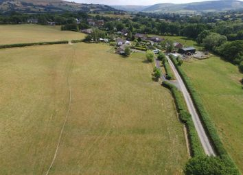 Thumbnail Land for sale in Franksbridge, Llandrindod Wells
