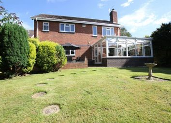 Thumbnail 4 bed detached house for sale in Lymm Road, Prenton, Wirral