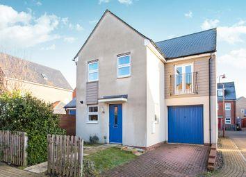 Thumbnail 3 bedroom property to rent in Hampden Close, Upper Cambourne, Cambridge