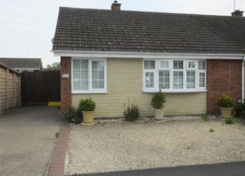 Thumbnail 2 bed semi-detached bungalow for sale in Shrewsbury Road, Stretton, Burton-On-Trent