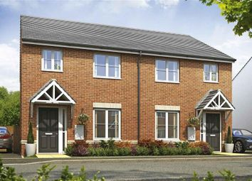 Thumbnail 3 bedroom detached house for sale in Plot 226, Flatford, Hele Park