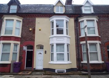 Thumbnail 6 bed terraced house for sale in Preston Grove, Liverpool, Merseyside, England