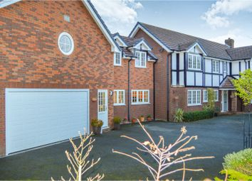 Thumbnail 5 bedroom detached house for sale in The Steeple, Caldy, Wirral