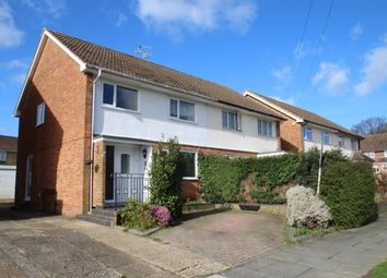 Thumbnail 3 bed terraced house for sale in Rhodes Way, Tilgate, Crawley, West Sussex