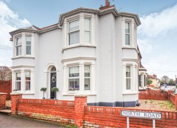 Thumbnail 3 bed semi-detached house for sale in North Road, Colchester