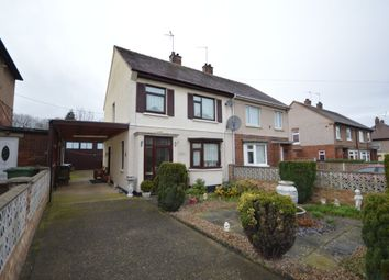 Thumbnail 3 bed semi-detached house for sale in Thirlmere Road, Wakefield