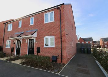 Thumbnail 2 bed semi-detached house for sale in Bosworth Avenue, Stratford Upon Avon