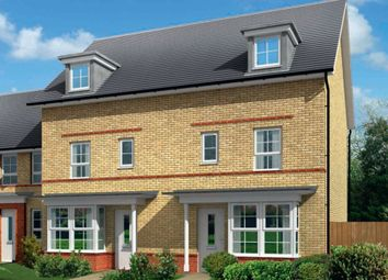 "Thumbnail 4 bedroom terraced house for sale in ""Woodbridge"" at Frenchs Avenue, Dunstable"