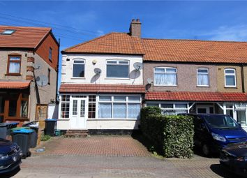 Thumbnail 3 bed end terrace house for sale in Sunnymead Road, London